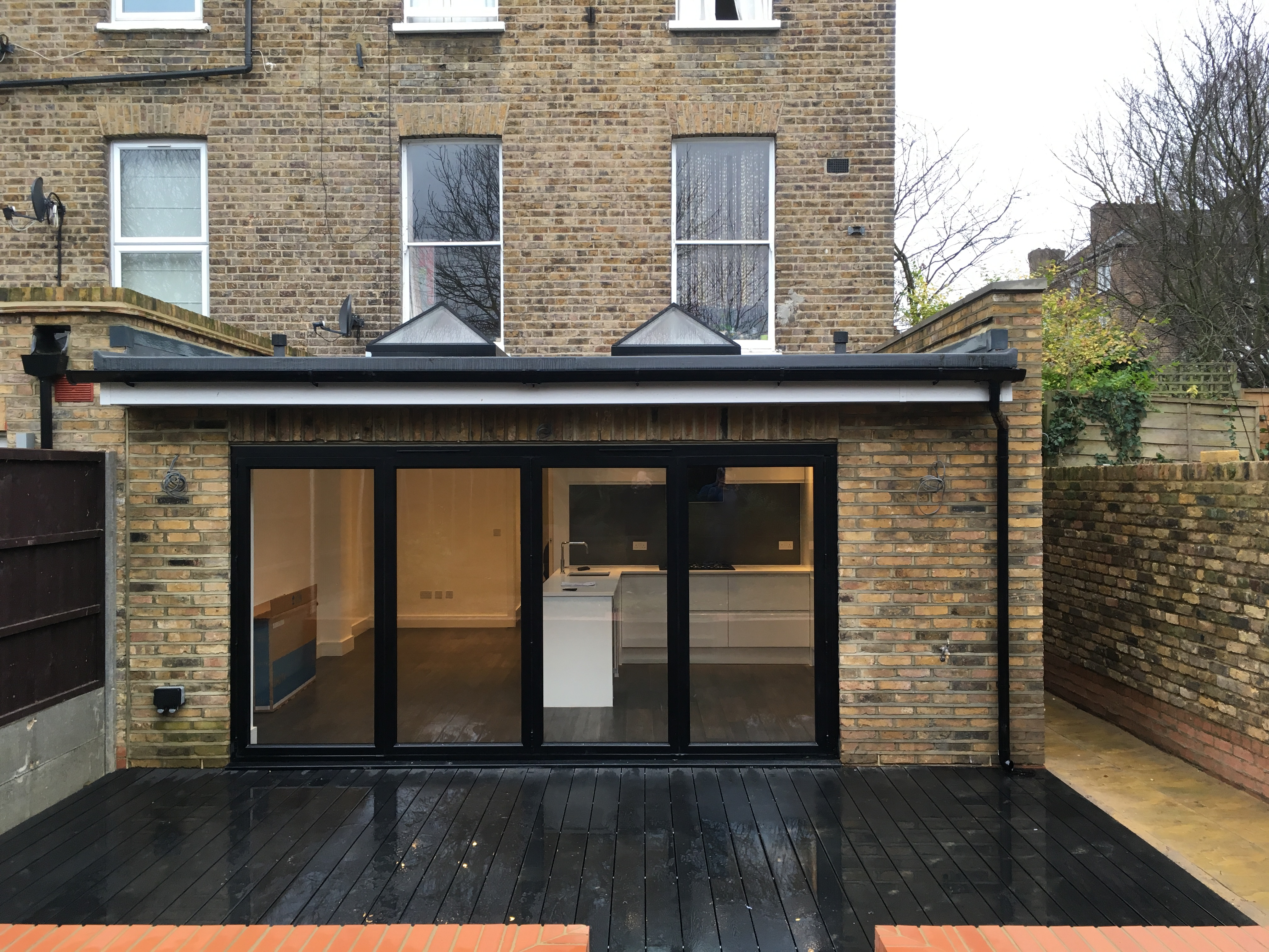 Projects - Contemporary Construction Ltd